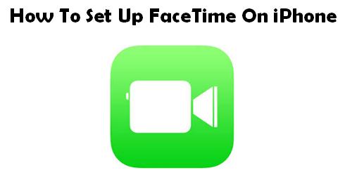 Как настроить FaceTime на iPhone: все, что вам нужно знать