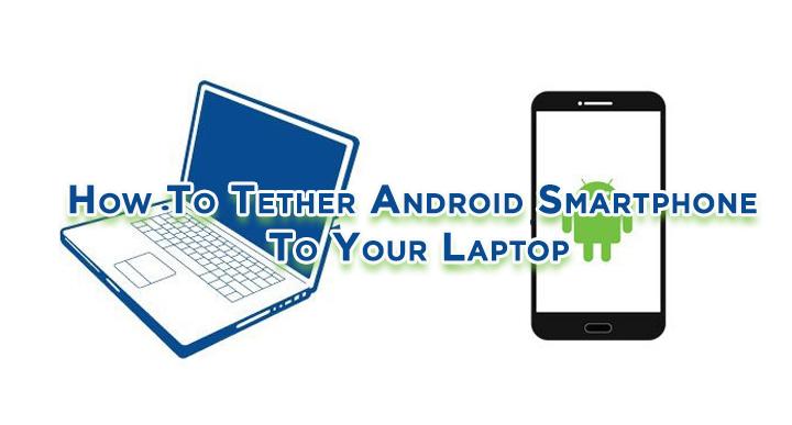 Как привязать смартфон Android к ноутбуку