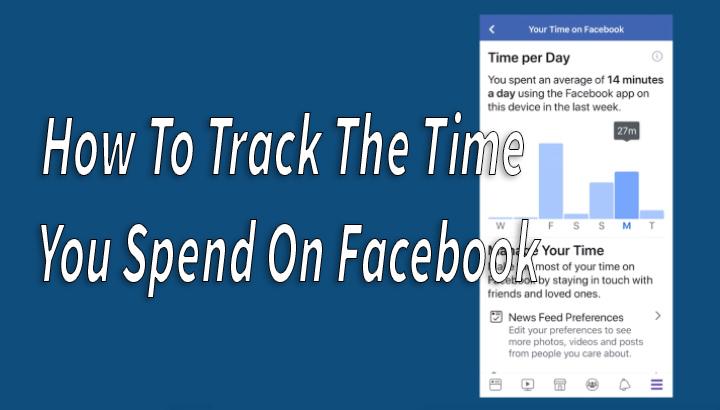 Как отслеживать время, которое вы проводите на платформе Facebook