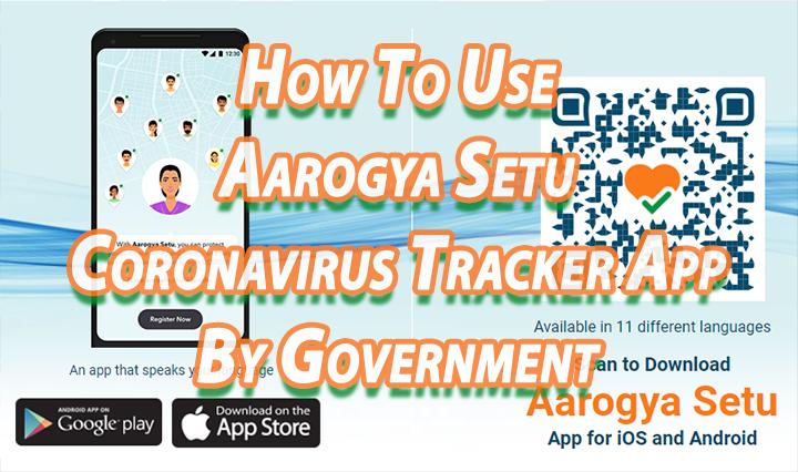 Как использовать приложение для отслеживания коронавируса Aarogya Setu от правительства