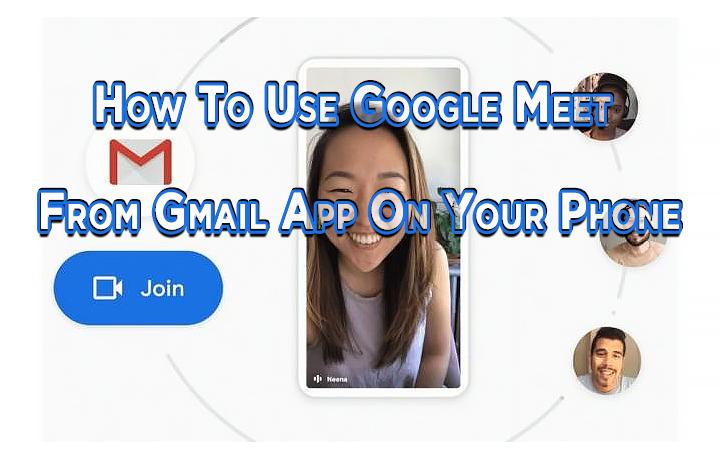 Как использовать Google Meet из приложения Gmail на смартфоне
