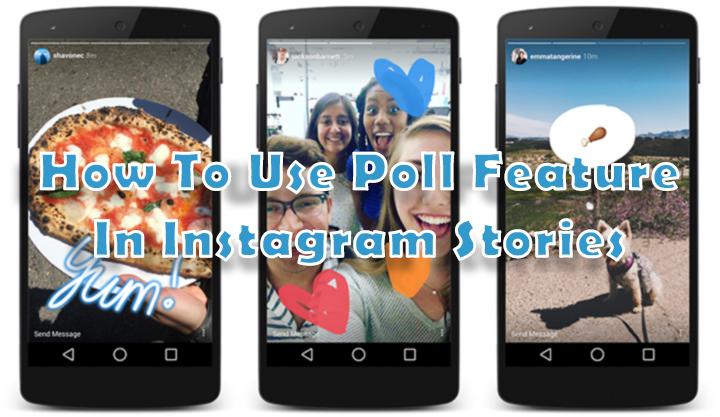 Как использовать функцию опроса в историях Instagram