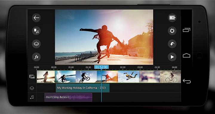Как редактировать видео на смартфоне Android бесплатно