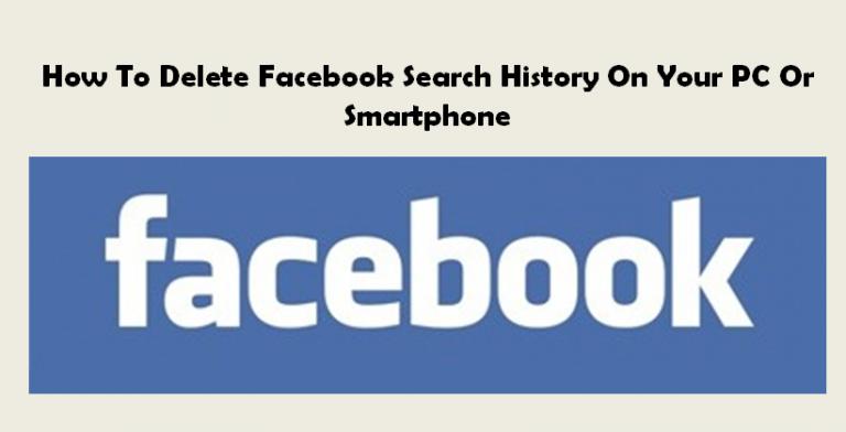 Как удалить историю поиска Facebook на вашем ПК или смартфоне