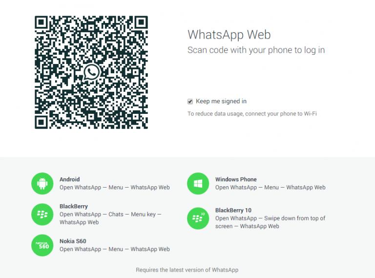 Как использовать WhatsApp для Интернета: используйте WhatsApp на своем ПК [Tutorial With Video]