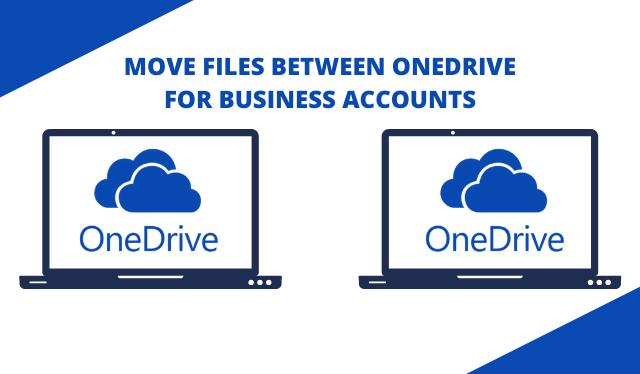 Перемещение файлов между учетными записями OneDrive для бизнеса – умное решение