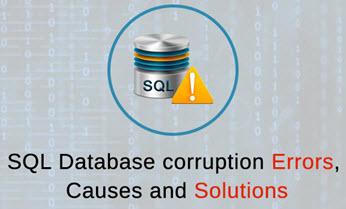 Изучите различные типы повреждения базы данных в SQL Server
