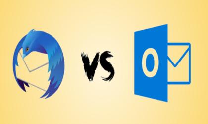 Почему Thunderbird лучше, чем Outlook – решите с помощью этого блога