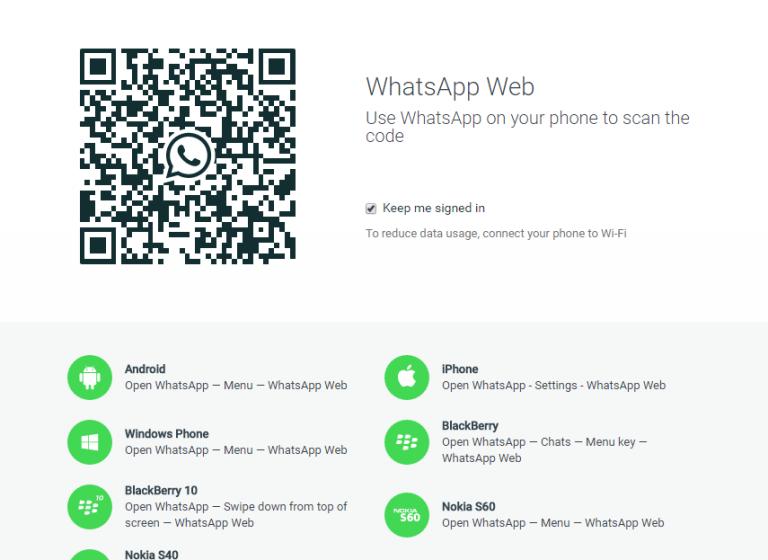 Пользователи iPhone наконец-то получили функцию WhatsApp Web