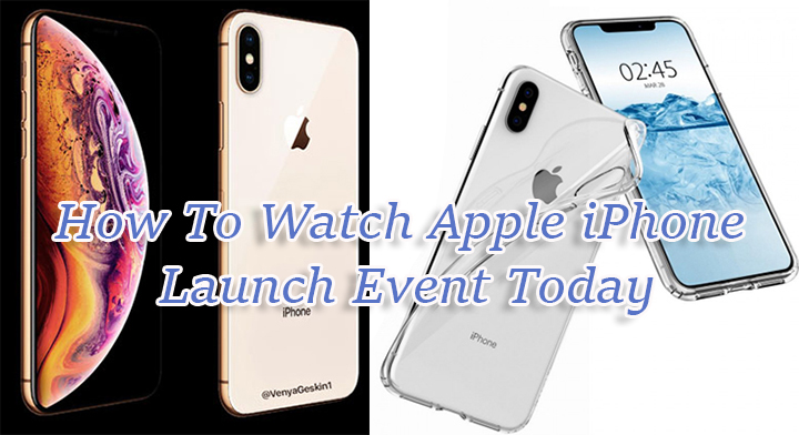 Как смотреть сегодня онлайн-мероприятие, посвященное запуску Apple iPhone