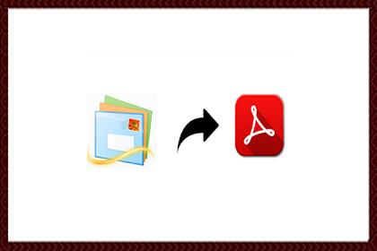 Сохранение почты Windows Live в виде PDF-документов в пакетном режиме — пошаговое руководство