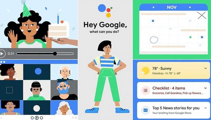 Как использовать голосовые команды Google Assistant в приложениях Android