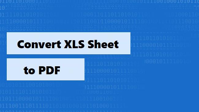 Преобразование листа XLS в PDF – причины и решения