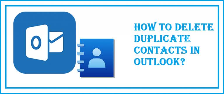 Удалите повторяющиеся контакты в Outlook с помощью окончательного метода
