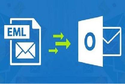 Импорт файлов EML в Outlook Express из определенной папки