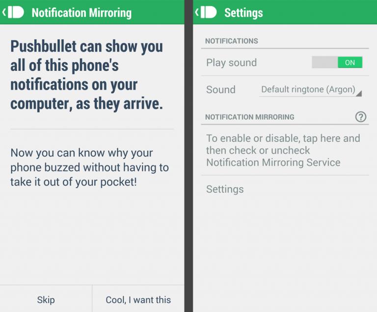 Как получать уведомления со смартфона Android на ПК