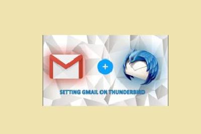 Настроить или добавить Gmail в Thunderbird с помощью протоколов IMAP и POP