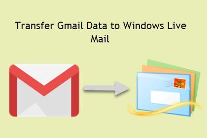 Эффективный перенос данных учетной записи Gmail в Почту Windows Live