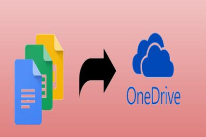 Перенесите документы Google в OneDrive с помощью этого мощного метода
