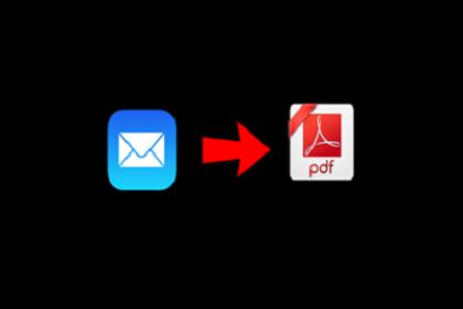 Сохраните Apple Mail как PDF с вложением с помощью лучших методов