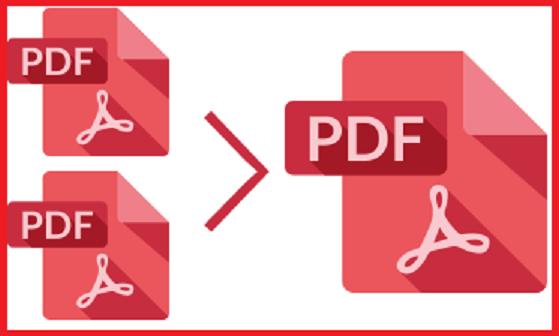 Как объединить большие файлы PDF в один файл