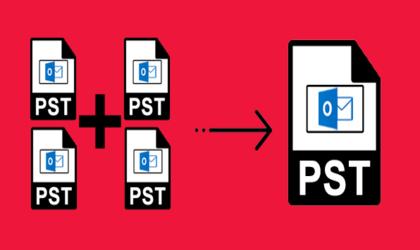Объедините папки Outlook без дубликатов писем, контактов, календаря