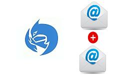 Объединение данных двух профилей Thunderbird в Outlook 2016 – лучшее решение
