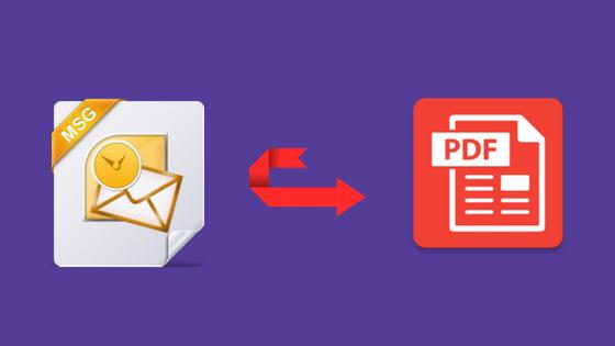 Преобразование нескольких сообщений Outlook в формат PDF с вложениями