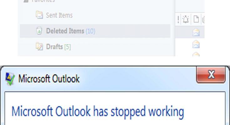 Исправить сбои Outlook при ошибке отправки и получения с помощью шести методов