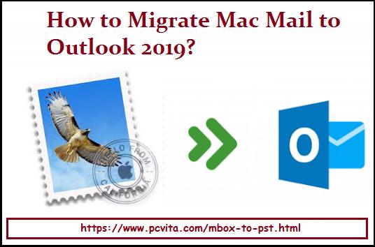 Как перенести почту с Mac в Outlook 2019 [Solved]