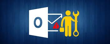 Outlook PST обнаружил ошибку контрольной точки каталога