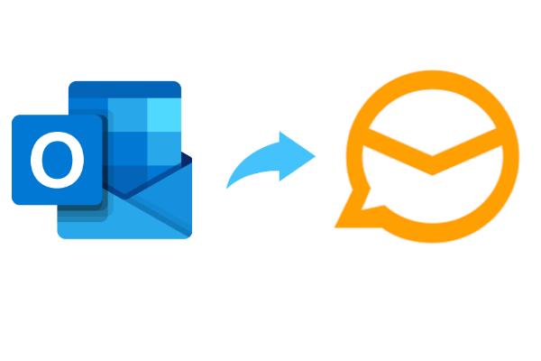 Пошаговое руководство по импорту Outlook PST в клиент eM (Windows и Mac)