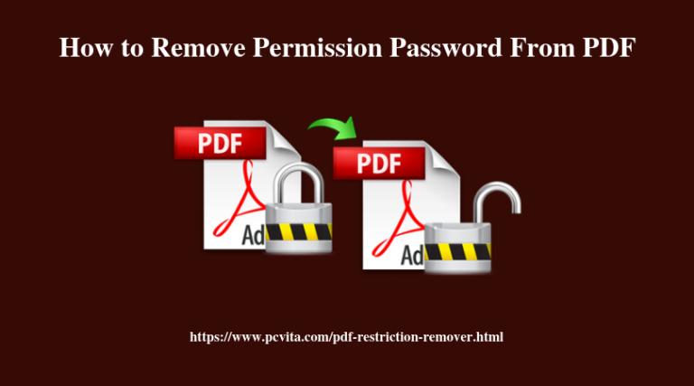 Как мгновенно удалить пароль доступа из PDF-файла