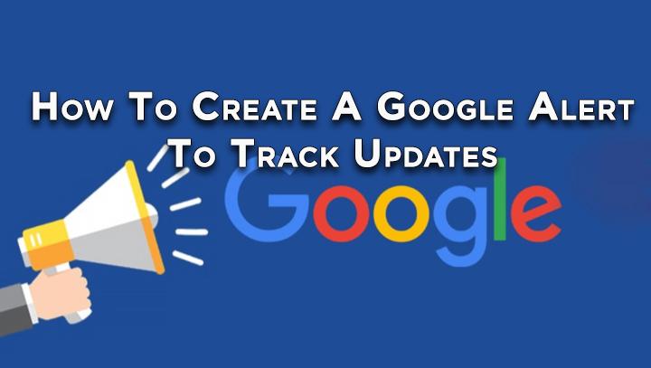 Как создать оповещение Google, чтобы быть в курсе новостей Topcs