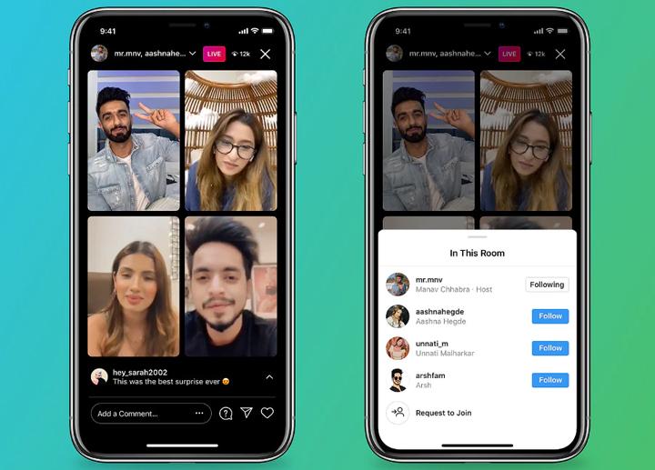 Как жить в Instagram с другими пользователями
