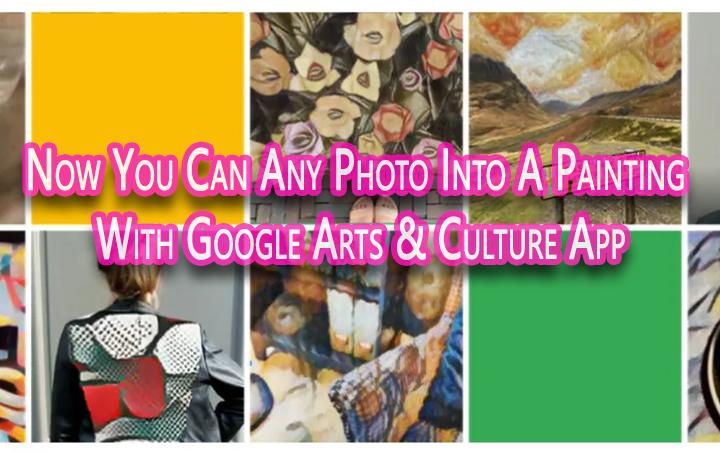 Как превратить любую фотографию в картину с помощью приложения Google Arts & Culture