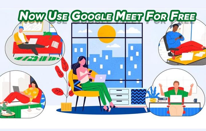 Как использовать решение для видеоконференцсвязи Google Meet бесплатно