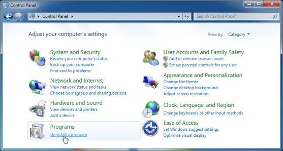 Удалите V9 Portal Malware из браузеров в Windows
