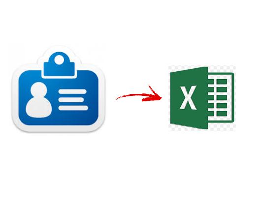 Экспорт контактов Outlook в Excel – 2 лучших метода