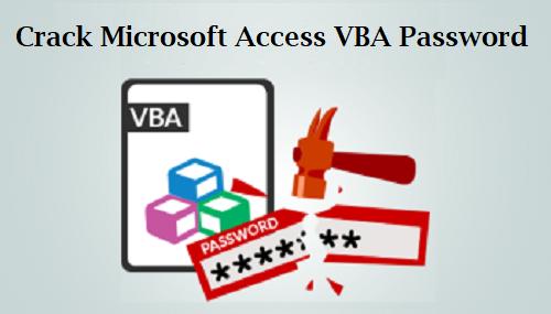 Взломать пароль Microsoft Access VBA – простой и эффективный подход