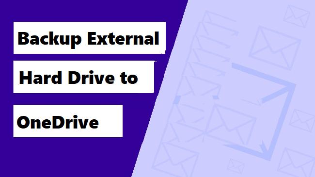 Резервное копирование внешнего жесткого диска в OneDrive – разумное перемещение данных