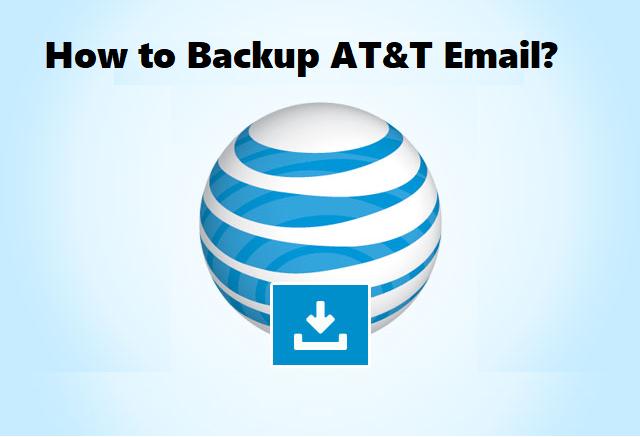 Как сделать резервную копию электронной почты AT&T?  Простые и детально объясненные методы