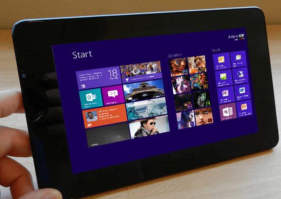 7-дюймовые планшеты с Windows 8: готовы к работе с Microsoft
