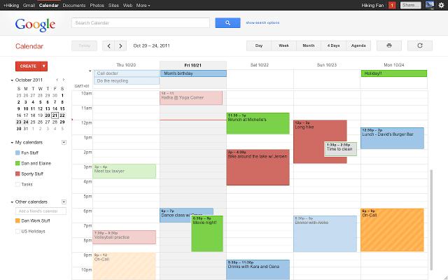 Как использовать Календарь Google в Windows 10