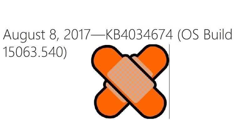 KB4034674 (сборка ОС 15063.540) – Mundowin