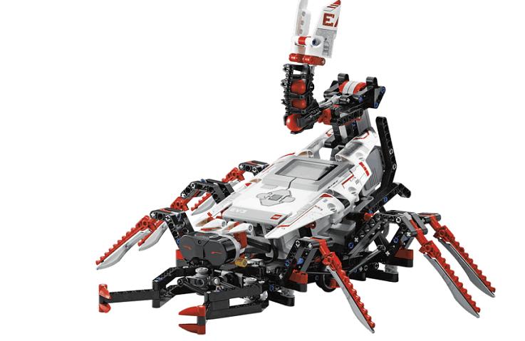Управляйте роботами LEGO Mindstorms EV3 из Windows 10, 8.1