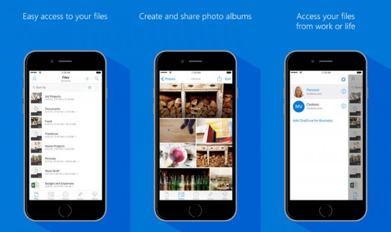 Файлы OneDrive не отображаются на iPad или iPhone?  Вот как это исправить