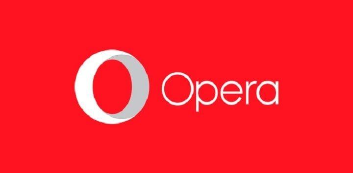 Исправлено: Opera открывает две вкладки