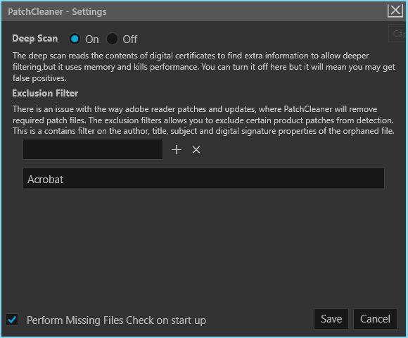 PatchCleaner поможет вам освободить место для хранения и избавиться от ненужных файлов.