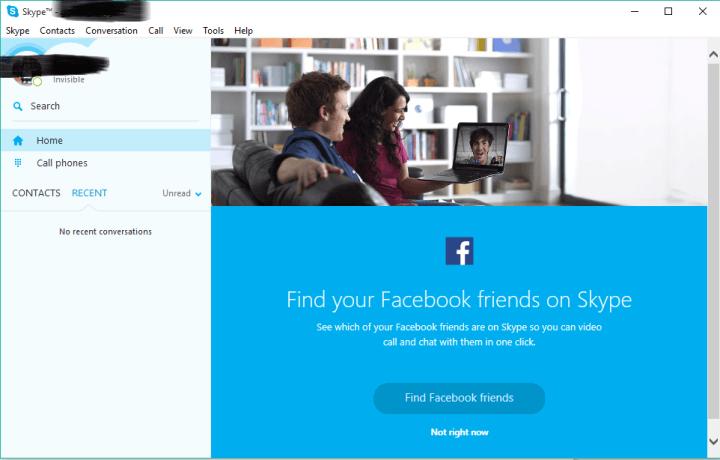 Исправлено: ошибка Skype 0x80070497 в Windows 10